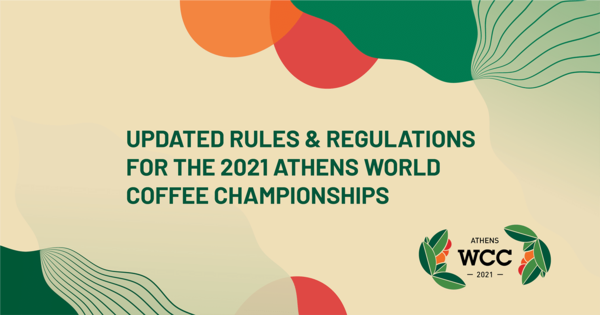 New COVID Rules Have Been Announced For The 2021 World Coffee Championships