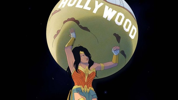 2020's Big Plot Twist: How 'Wonder Woman 1984' Came to Upend Hollywood's Future | Hollywood Reporter