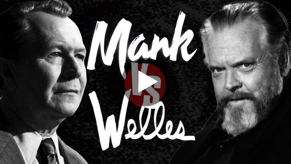 the controversy behind David Fincher's MANK