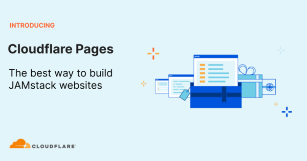 Introducing Cloudflare Pages