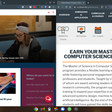 How to view apps or browser tabs side-by-side on a Chromebook