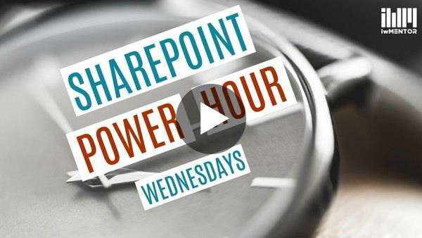 Power Hour: Power Apps Monitor