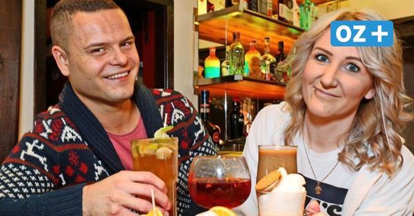 """Winterdrinks im Corona-Lockdown: Rostocker Barkeeper zeigt """"coole"""" Heißgetränke zum Nachmachen"""