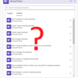 Create new tabs in your Teams in Microsoft Teams using Power Automate