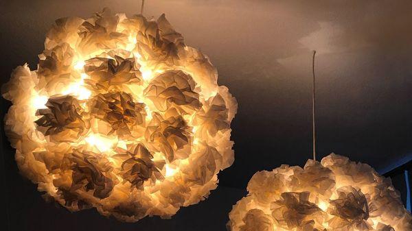 Es werde Licht: Pompons selber machen