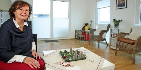 Hilfe im Advent und ePunkt sammeln Spenden für Angehörigenwohnung Lübeck