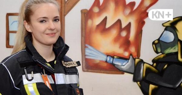 Altenholz - Feuerwehrfrau Katja Hofmann findet, jeder kann in Wehr helfen