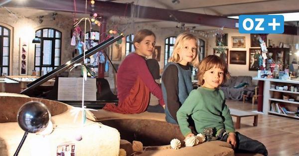 Seifenbottiche in Stralsunder Wohnzimmer: So schön kann das Leben im Welterbe sein