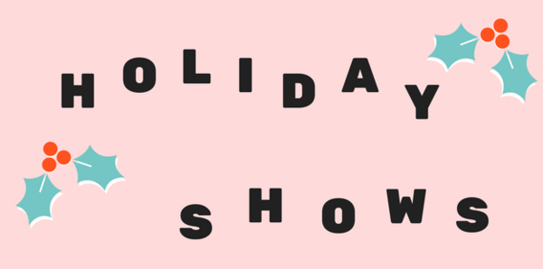 'Tis the season to watch livestreams on your screen! Here's our good guide to the remaining virtual holiday shows happening this month.