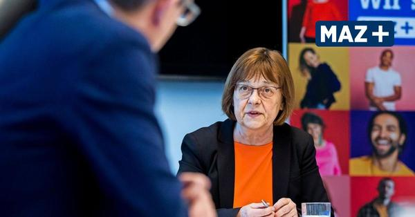 """Gesundheitsministerin Nonnemacher im MAZ-Corona-Talk: """"Ich lasse mich impfen, sobald ich dran bin"""""""