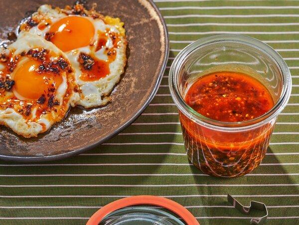 Salsa Macha Recipe - NYT Cooking