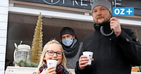 Kein Weihnachtsmarkt: So trotzen Kühlungsborner Gastronomen dem Lockdown
