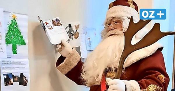 Das wünschen sich die Kinder aus Bad Doberan vom Weihnachtsmann