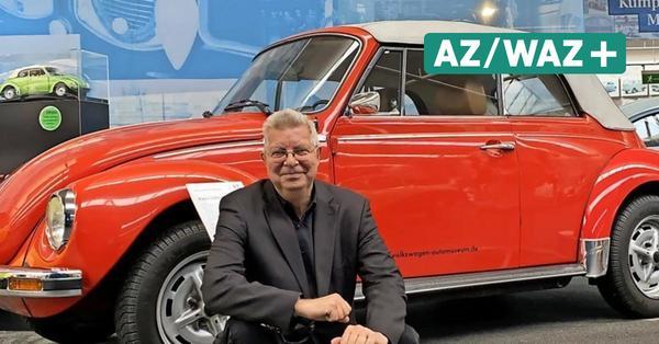 VW Automuseum: Leiter Eberhard Kittler geht in den Ruhestand