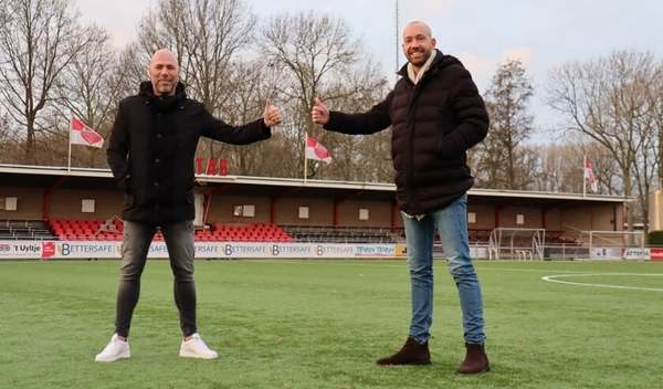 Oud-prof Michel van Oostrum nieuwe trainer van Unitas