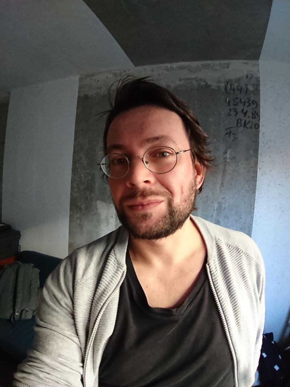 Daniel Kellermann. Foto: Privat