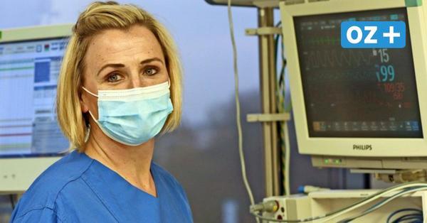Corona: ITS-Krankenschwester aus Rostock berichtet über herzzerreißende Szenen