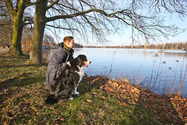 Am Westufer des Maschsees bieten sich kurz vor dem Ziel noch einmal schöne Aussichten. (Foto: Frank Wilde)