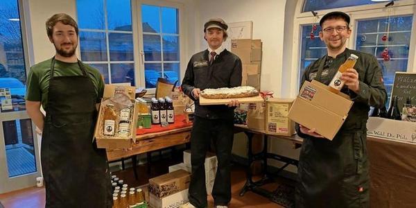 Kulinarische Weihnachtsgrüße aus Griebenow: Damit wird das Fest versüßt
