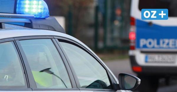 36-Jähriger aus Reinkenhagen wird von Polizei in Klinik gebracht