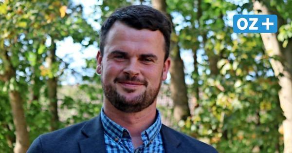 Landratswahl 2021 in NWM: Tino Schomann tritt für die CDU an