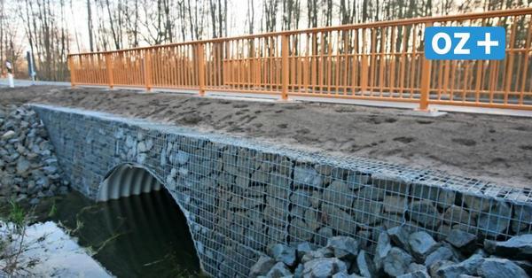 Brücke Cramon ist endlich fertig: Warum Busse und Lkw davon nichts haben