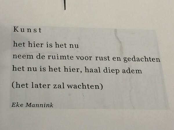 Kunst - Eke Mannink, Zutphen