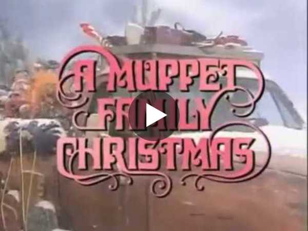A Muppet Family Christmas (1987) - Full Special