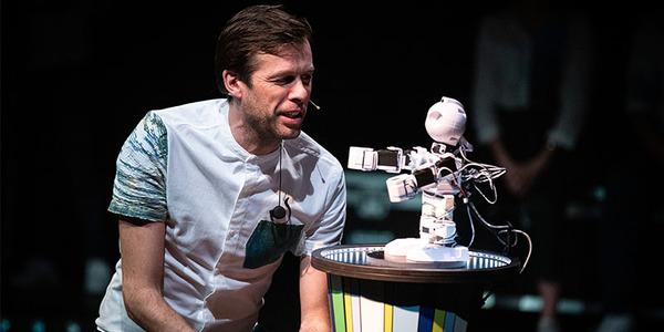 Improvisatietheater met een robot