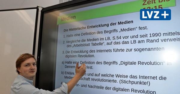 Schule digital – wie geht es in Leipzig voran?