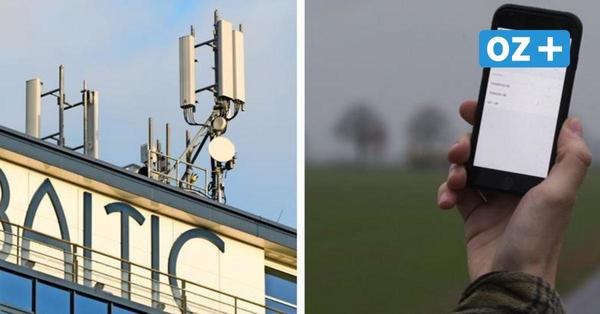 Antennen für 5G-Netz von Greifswald bis Usedom installiert: Darum bleiben Funklöcher
