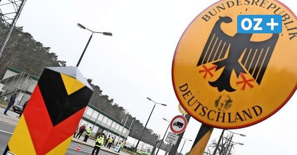 Polizei kontrolliert mehr als 5000 Fahrzeuge im Grenzgebiet zu Polen
