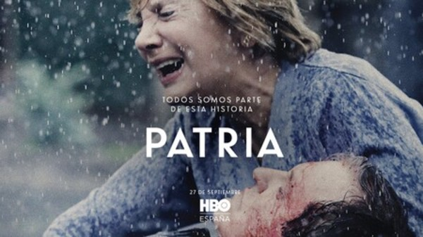 Cartel de 'Patria' (HBO)