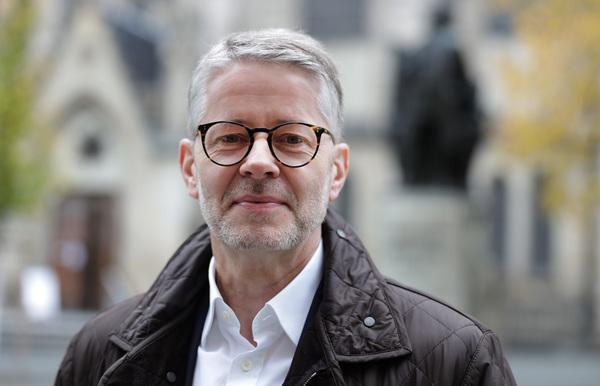 Superintendent Sebastian Feydt. Foto: André Kempner