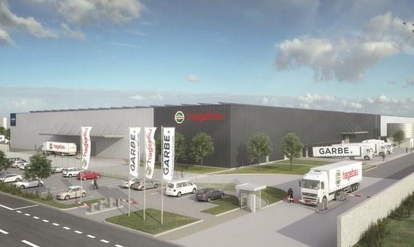 A27-Park: Hagebau errichtet Logistikzentrale in Walsrode - Heidekreis - Walsroder Zeitung