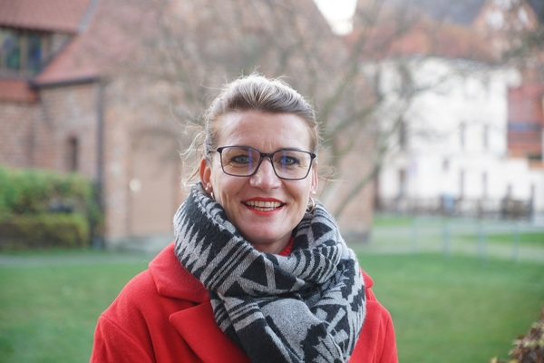 Gesicht des Tages: Anja Vogel (Foto: Nicole Hollatz)