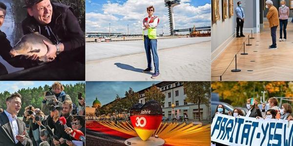 Zwölf Fragen zu 2020: Wie gut kennen Sie sich mit Brandenburg aus?
