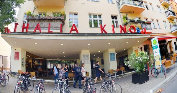 Gesucht war das Thalia Kino in Babelsberg. Foto: Bernd Gartenschläger