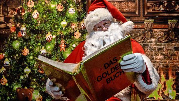 """Weihnachtsmann: Adresse, Ursprung & Coca-Cola – 14. """"Fakten"""" zu Santa Claus"""