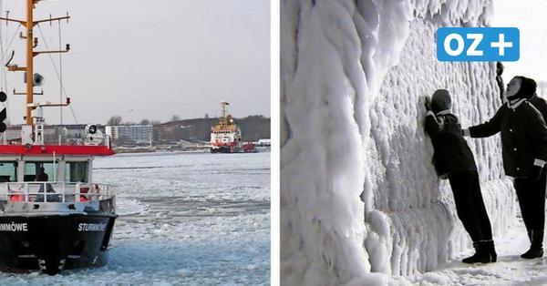 Weiße Winter in MV: Die besten Leserfotos in einer Bildergalerie