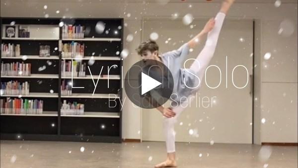 LEIMUIDEN - Eerste plaats danscompetitie voor Sam Serlier in danscompetitie 'We know you can dance' (video)