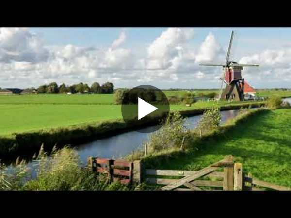 OUD ADE - Timelapse Rode Molen (video)