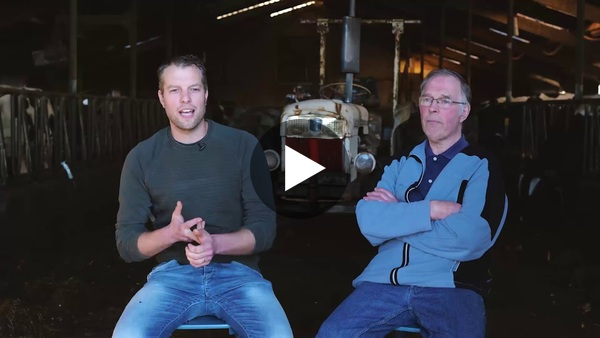 HOOGMADE - Koos en Jack van Wieringen van kaasboerderij 't Groene Hart vertellen over hun vak (video)