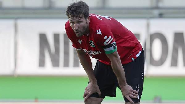 Ende für eine Legende: 96-Profi Christian Schulz hängt die Fußballschuhe an den Nagel