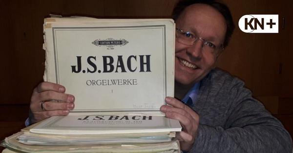 Kirchenmusiker Andreas Maurer-Büntjen begann im Sommer 2018 den Bach-Orgelzyklus