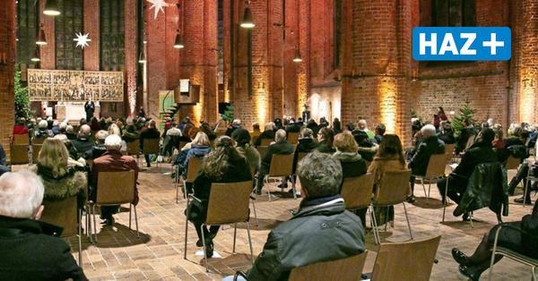 Video-Krippenspiele, Open-Air-Gottesdienste und eine spärlich gefüllte Marktkirche: So anders ist dieses Weihnachtsfest in Hannover