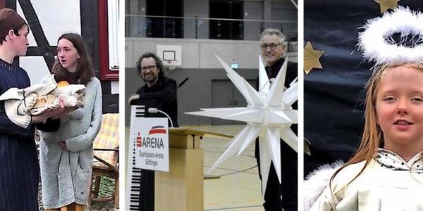 Gottesdienste und Krippenspiele zu Weihnachten: Diese Angebote machen die Kirchen in Göttingen und der Region