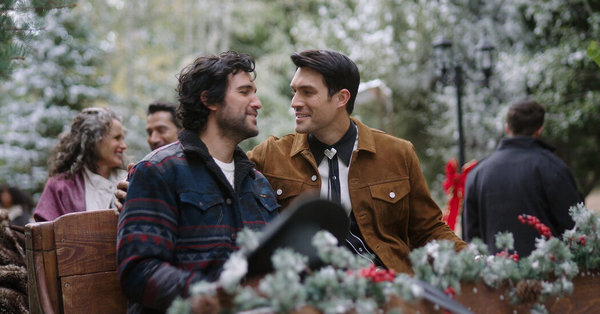 Better Than Besties: Why Gay Holiday Films Matter | The New York Times