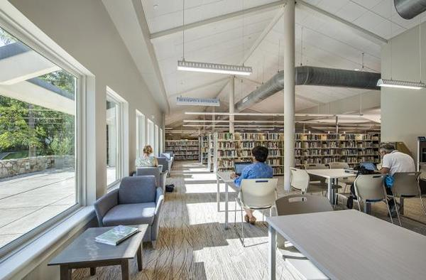 Libraries are thriving in the new social order - Global Furniture Group