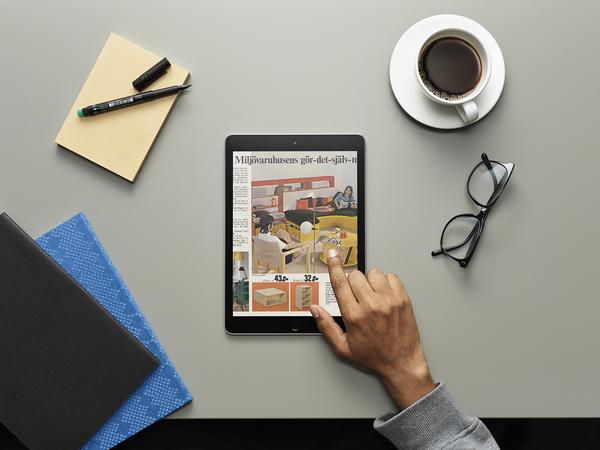 Ikea knalt even álle catalogi van de afgelopen 60 jaar online